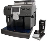 Saeco Aulika Focus V2 Kaffeevollautomat silber-anthrazit