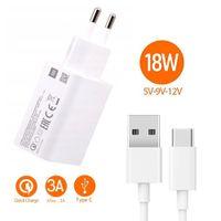 Xiaomi 18W Power Schnell Ladegerät Adapter Netzteil Stecker - MDY-10-EF (White)