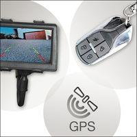 E-Kabinenfahrzeug 3-teiliges Sicherheitspaket zu 3-Rad eLizzy comfort
