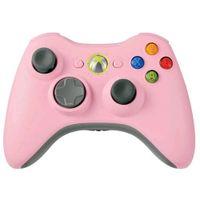 Microsoft Xbox 360 Wireless Controller, Pink, Gamepad, Kabellos