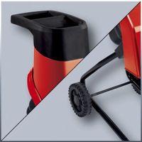 Einhell Elektro-Messerhäcksler GH-KS 2440, Leistung 2000 Watt, max. Leistung (S6 | S6%) 2400 Watt | 40 %, max. Aststärke 40 mm, 3430340
