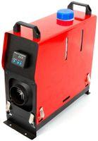 5KW 12V Diesel Luftheizung Air Diesel Heizung Kit Luft Diesel Benzin Standheizung Digitaler Schalter LKW Boot KFZ