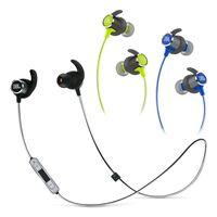 JBL Reflect Mini 2 In-Ear Kopfhörer Bluetooth Akku Sport Leicht Headphones, Farbe:Grün