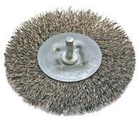 BGS 3077 Scheibenbürste, 100 mm Durchmesser