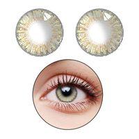 Kosmetische Kontaktlinsen 14,2 mm Reine Hasel
