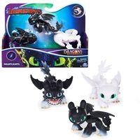 Drachen Nachtlichter | DreamWorks Dragons Revealed | Spiel Set | Nightlights