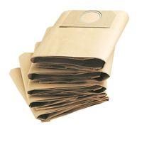 Kärcher 6.959-130.0 Nass- und Trockensauger Papierfilterbeutel 5er Pack
