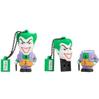 USB Stick 16GB (DC Comic Joker) Flash Drive Speicher Batman Gotham City Schlüsselanhänger