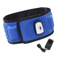 Taillenheizkissen Verstellbarer Massagegürtel Arthritischen Bauch Oberschenkel EU 618A Farbe 618A