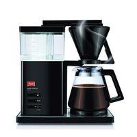 Melitta 1007-003 AromaSignature Koffiezetapparaat Zwart.