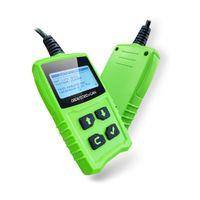 Universal-Codeleser JD101 Engine Scan Tool Motorlicht pruefen Auto-Diagnosewerkzeug OBDII-Scanner mit Batterietest