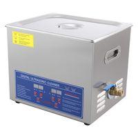 Crenex 10L Ultraschallreinigungsgerät Ultraschallreiniger Ultraschallgerät Ultrasonic Cleaner + Korb