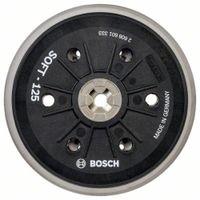 Multiloch-PadØ125mm,weich,Ind,M8+5/