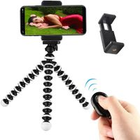 Handy Stativ Kamera Stativ iPhone Stativ Flexibel Mini Selfie Stick Stativ Ständer Dreibein Stativ Halter