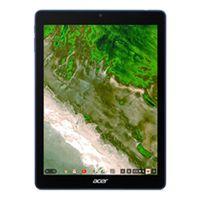 "Acer Chromebook Tab 10 (D651N-K0PN), 9.7"" QHD IPS, 4GB RAM, 32GB Flash, Intel Hexa-Core, Chrome OS"