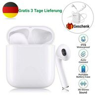 Sounds AP07 - Bluetooth Kopfhörer - Wireless Headset -  Android und IOS Geräte kompatibel - Weiß
