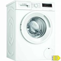 Bosch Serie 4 WAN24263ES, Frontlader, 7 kg, B, 74 dB, 1200 RPM, D