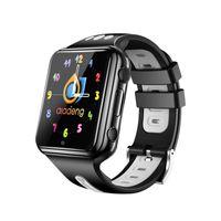 W5 4G Smart Watch (SIM-Karte) GPS + Wi-Fi + LBS Quad-Core-Prozessor mit mehreren Positionen 1G + 8G Speicher 2,0 MP + 2,0 MP Dual-Kamera-App Download / Wissenschaftlich / Schrittzählung / Musik / Kompatibel mit Android iOS
