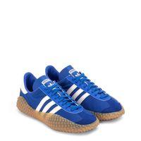 adidas Countryxkamanda - blue/clowhi/gum3, Größe:6.5