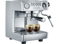 GRAEF ES 850 EU marchesa, Siebträger-Espressomaschine, 16 bar, 360° \'No-Burn\'' Milchschaum-& Heißwasserlanze'