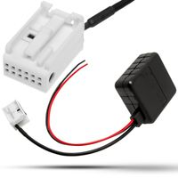 Bluetooth Adapter Aux Verstärker Störgeräuschfilter für Mercedes Comand APS NTG