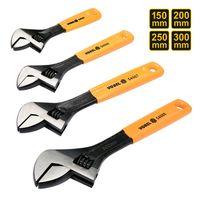 Rollgabelschlüssel / Engländer Einmaulschlüssel versch. Größen, Länge:250mm