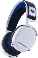 SteelSeries Arctis 7P Wireless - Verlustfreies kabelloses 2.4 GHz Gaming Headset - Fr PlayStation 5 und PlayStation 4 - Wei