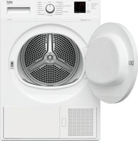 Beko DS73S2PA Wärmepumpentrockner 7 kg FlexySense Knitterschutz weiß EEK: