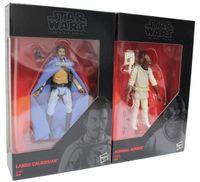 Star Wars The Black Series - Ackbar & Lando 2er Pack Actionfiguren