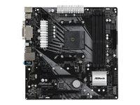 ASRock A320M Pro4-F - AMD - Socket AM4 - AMD A - AMD Athlon - AMD Athlon X4 - AMD Ryzen - AMD Ryzen  ASRock