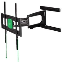 Hama 108751 Vollbewegliche Wandhalterung f?r 37 - 65 Zoll LCD-/Plasmageräte, max. 35 kg Traglast, max. VESA 400 x 400