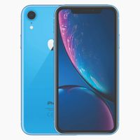 Forza Refurbished Apple iPhone XR, 15,5 cm (6.1 Zoll), 1792 x 828 Pixel, 64 GB, 12 MP, iOS 13, Blau