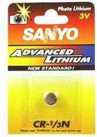 Sanyo CR1/3N Photo Lithium Batterie CR-1/3N, 2L76, DL1/3N
