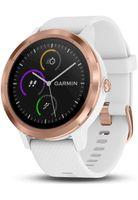 Garmin vivoactive 3 GPS Fitness Tracker weiß rosegold Smartwatch Größe M