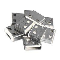 LINDY USB Port Schloss (10 Stück) OHNE Schlüssel: Code Weiß 40464