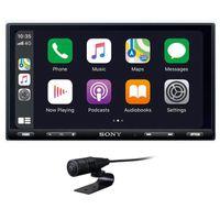 Sony XAV-AX5550D CarPlay Android Auto Digitalradio USB Bluetooth MP3 DAB+