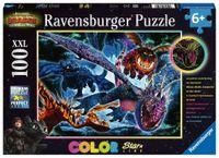 Leuchtende Dragons Ravensburger 13710, 100 Teile