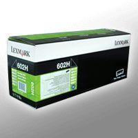Lexmark 602H - Hohe Ergiebigkeit - Schwarz - Original - Tonerpatrone LCCP, LRP - für Lexmark MX310, MX410, MX510, MX511, MX611