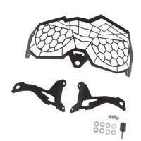 1 Stück Scheinwerferabdeckung Vorderseite Motorrad Scheinwerferabdeckung Für Honda