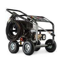 Wilks USA TX850 Benzin-Hochdruckreiniger 4800PSI | Professioneller, industrieller und häuslicher Oberflächenreiniger | 15 PS 331 Bar