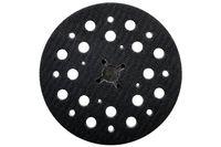 """Metabo Schleifteller 125 mm""""multi-hole""""mittelharte Ausführungmit Kletthaftung"""