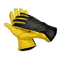 WAGNER Gold Leaf Gloves - DRY TOUCH - Herren - Gartenhandschuhe der Extraklasse, Rindsleder / wasserabweisende Spezialimprägnierung / HTC Auszeichnung - 25302000