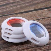 4 Pcs Farb Objektiv Filter Set für Fujifim Instax Mini 9 8+ 8 7S Sofortbildkamera, Rot / Blau / Grün / Orange