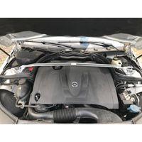 JOM Alu Domstrebe poliert verstellbar vorne Mercedes C-Klasse W204 S204 C204