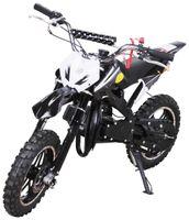 Kinder Mini Crossbike Delta 49 cc 2-takt (Schwarz)