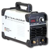 STAHLWERK CUT 40 ST IGBT Plasmaschneider mit 40 Ampere, bis 10 mm Schneidleistung Flugrost geeignet