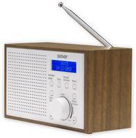 Denver Radio UKW DAB+ Digitalradio DENVER DAB 46 white