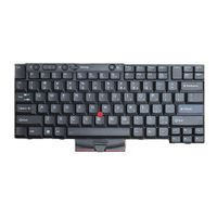 US English Laptop Tastaturen für  ThinkPad X220