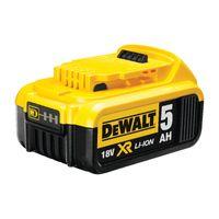 DeWalt DCB184 XR 18V 5Ah Li-Ion Battery Pack Schiebeakku
