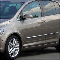 KS1102 - Edelstahl Zierleiste, Türleiste Geeignet für VW Golf V (1K) 2003-2009
